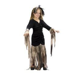 Disfraz niña Zombie talla 7-9