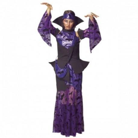 Disfraz adulto Miss Violeta