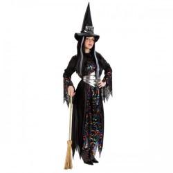 Disfraz adulto bruja Irisada