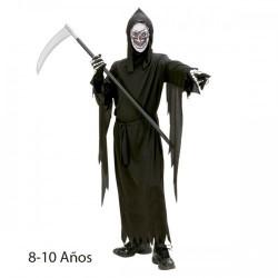Disfraz muerte talla 8-10