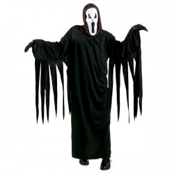 Disfraz fantasmas Scream talla 8-10