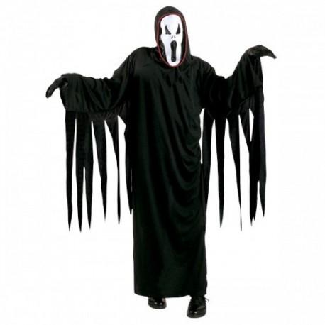 Disfraz fantasmas Scream talla 8-10