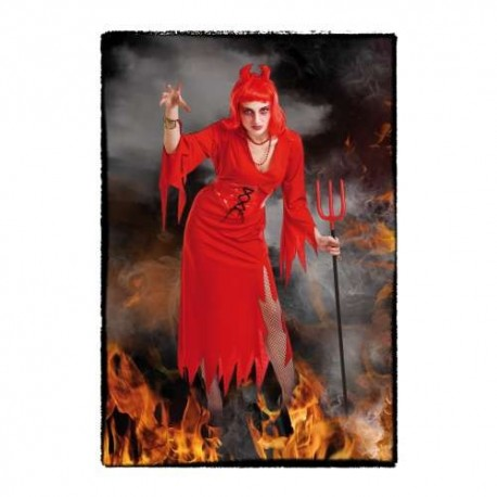 Disfraz Diablesa adulto