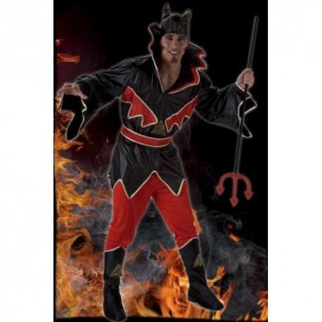 Disfraz Hombre Fuego