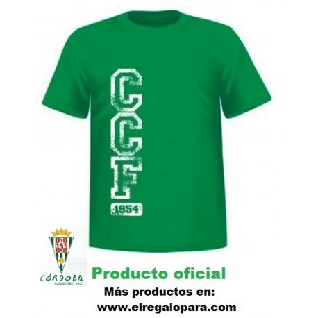 Camiseta Córdoba Club de Fútbol adulto