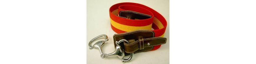 Cinturones para mujer