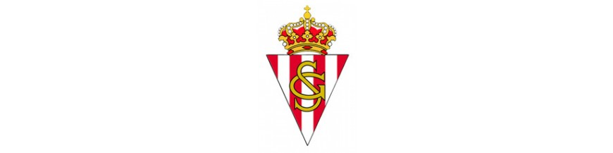 Productos oficiales del Sporting de Gijón