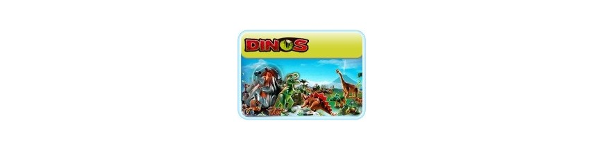 Playmobil dinosaurios - tienda playmobil - comprar playmobil - playmobil
