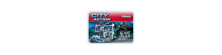 Playmobil policía - playmobil - comprar playmobil - tienda playmobil - playmobil cordoba