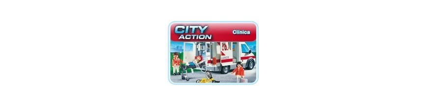 Playmobil hospital - comprar playmobil - tienda playmobil - playmobil