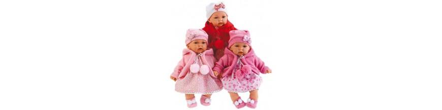 Tienda de juguetes comprar muñecos y muñecas Nenuco - Antonio Juan