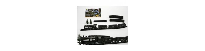 Trenes de juguete - Tienda de juguetes comprar trenes para niños