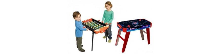 Comprar futbolines billares juegos de air hockey para niños - Tienda de juguetes