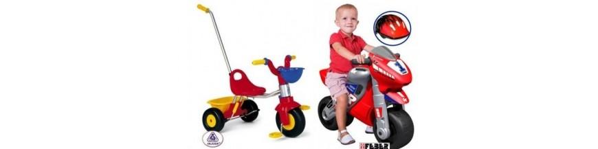 Comprar correpasillos triciclos y motos correpasillos - Tienda de juguetes online