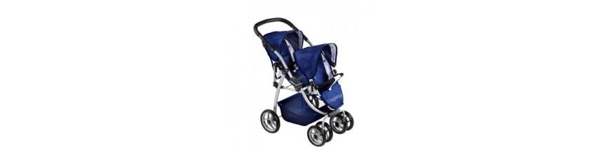 Carritos y sillitas para muñecos bebé niñas - Comprar tienda juguetes online