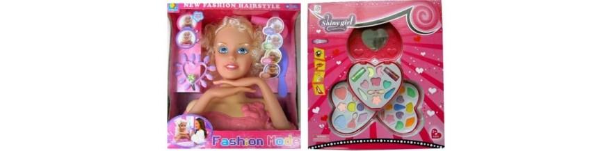 Comprar juguetes maquillaje, comprar juguetes peluquería