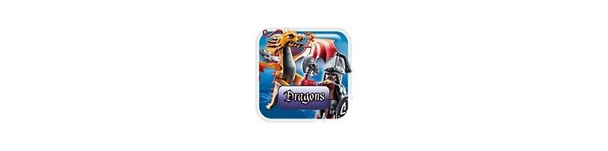 Comprar tienda juguetes Playmobil Tierra de Dragones