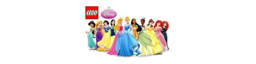 Lego - Comprar lego - Tienda lego - lego Princesas Disney - lego descatalogados