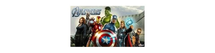 Productos oficiales de superhérores Superhéroes - Avengers - Tienda comprar licencia oficiales
