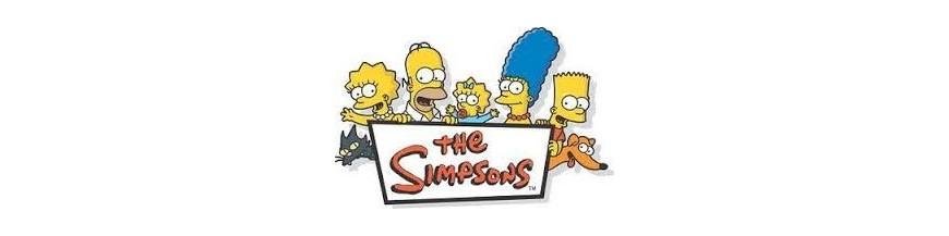 Artículos oficiales de la serie de dibujos animados Los Simpsons - The Simpsons