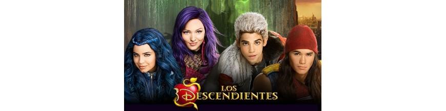 Los Descendientes, productos oficiales de la serie de televisión de Disney