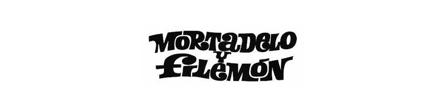 Tienda comprar Productos oficiales de Mortadelo y Filemón