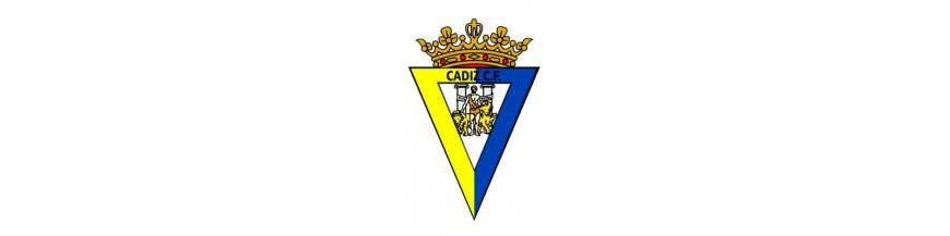 Tienda de productos oficiales del Cádiz Club de Fútbol
