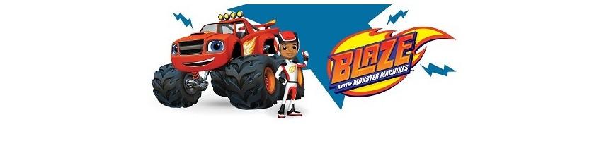 Blaze y los monster machines - tienda juguetes